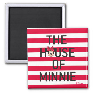 Minnie Mouse | The House of Minnie Magnet