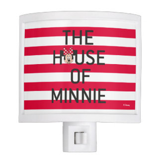 Minnie Mouse | The House of Minnie Night Lite