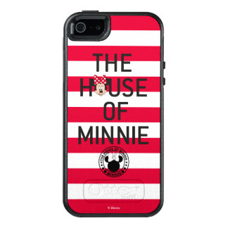 Minnie Mouse | The House of Minnie OtterBox iPhone 5/5s/SE Case
