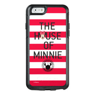Minnie Mouse | The House of Minnie OtterBox iPhone 6/6s Case