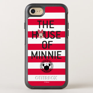 Minnie Mouse | The House of Minnie OtterBox Symmetry iPhone 7 Case