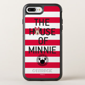 Minnie Mouse | The House of Minnie OtterBox Symmetry iPhone 8 Plus/7 Plus Case