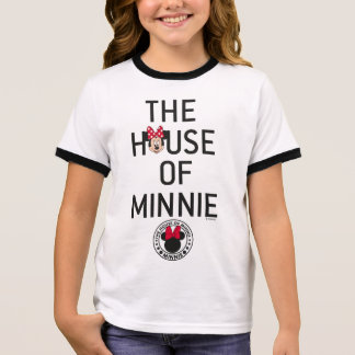 Minnie Mouse | The House of Minnie Ringer T-Shirt
