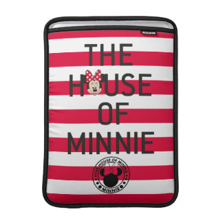 Minnie Mouse | The House of Minnie Sleeve For MacBook Air