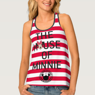 Minnie Mouse | The House of Minnie Tank Top