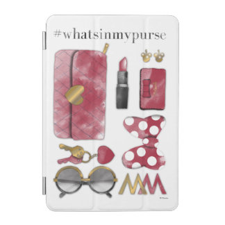 Minnie Mouse | #what'sinmypurse iPad Mini Cover