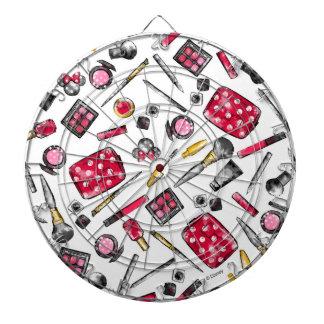 Minnie Mouse   #what'sinmypurse Pattern Dart Board