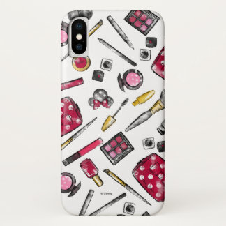Minnie Mouse | #what'sinmypurse Pattern iPhone X Case