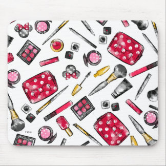 Minnie Mouse | #what'sinmypurse Pattern Mouse Pad