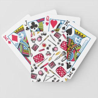 Minnie Mouse | #what'sinmypurse Pattern Poker Deck