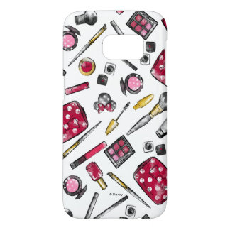 Minnie Mouse | #what'sinmypurse Pattern Samsung Galaxy S7 Case