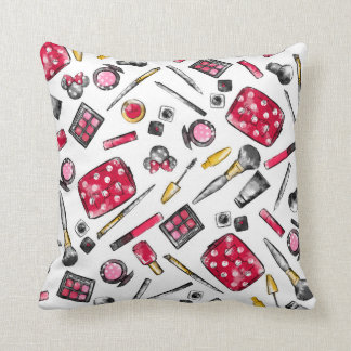 Minnie Mouse | #what'sinmypurse Pattern Throw Pillow