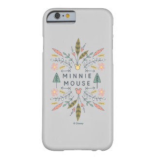 Minnie Mouse | Young Wanderers Club Barely There iPhone 6 Case