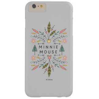 Minnie Mouse | Young Wanderers Club Barely There iPhone 6 Plus Case