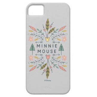 Minnie Mouse | Young Wanderers Club iPhone 5 Case