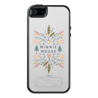 Minnie Mouse | Young Wanderers Club OtterBox iPhone 5/5s/SE Case