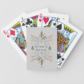 Minnie Mouse | Young Wanderers Club Poker Deck