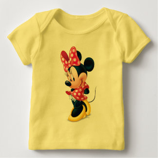 Minnie | Shy Pose Baby T-Shirt