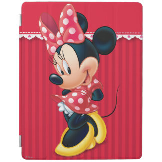Minnie | Shy Pose iPad Cover