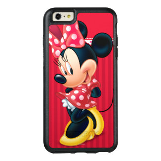 Minnie | Shy Pose OtterBox iPhone 6/6s Plus Case