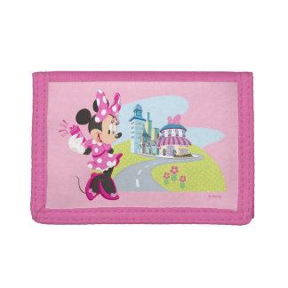 Minnie | Super Helper Trifold Wallet