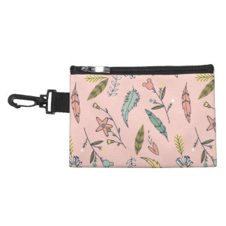 Minnie | Wildflower Pattern Accessories Bag