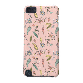 Minnie | Wildflower Pattern iPod Touch 5G Cases