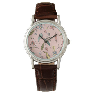 Minnie | Wildflower Pattern Watch