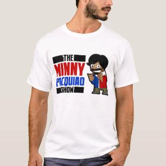 Minny Pacquiao Cartoon T T-Shirt