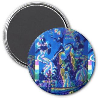 Minoan Art Magnet