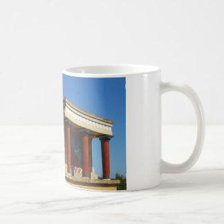 Minoan Palace of Knossos Coffee Mug