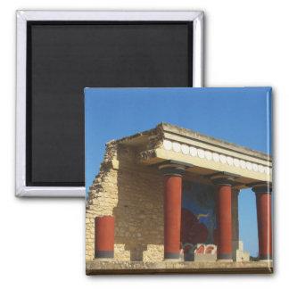 Minoan Palace of Knossos Magnet