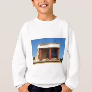 Minoan Palace of Knossos Sweatshirt