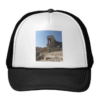 Minoan Palace of Knossos Trucker Hat