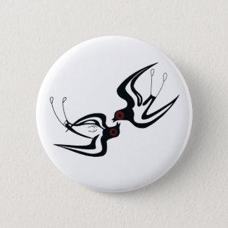 Minoan Swallow Button
