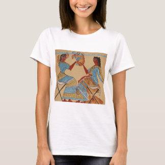Minoan women painted around 1550-1450 BC T-Shirt