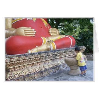 Minor Buddhist Card