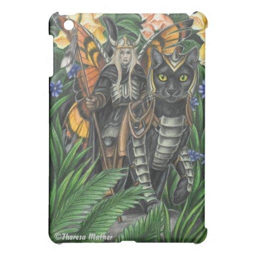 Minor Threat Fairy Warrior iPad Case