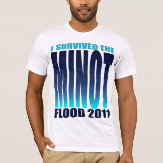 MINOT FLOOD SHIRT
