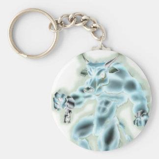 Minotaur Keychain
