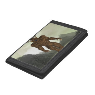 Minotaur Trifold Wallets