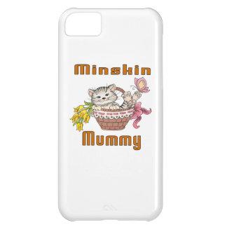 Minskin Cat Mom Case For iPhone 5C
