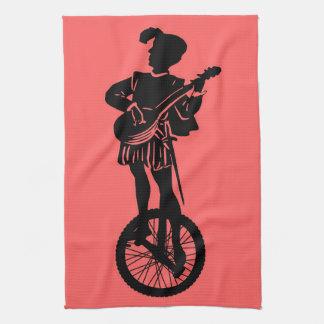 Minstrel Cycle Kitchen Towel