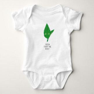 Mint Baby Tee