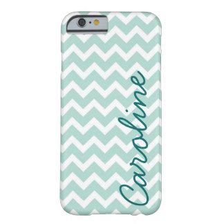 Mint Chevron iPhone 6 case