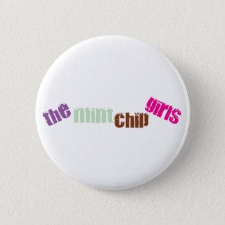 Mint Chip Girls Buttons