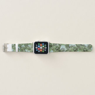 Mint Chips Apple Watch Band