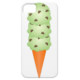 Mint Chocolate Chip iPhone 5 Covers