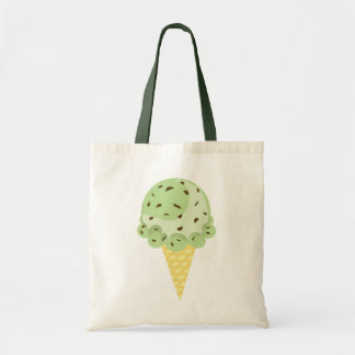 Mint Chocolate Chip Ice Cream Bag