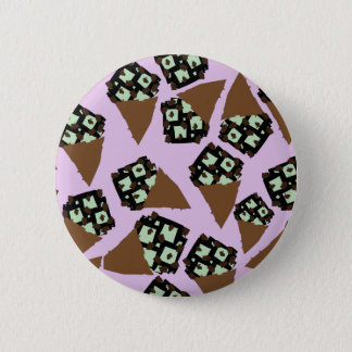 Mint Chocolate Summer  Button